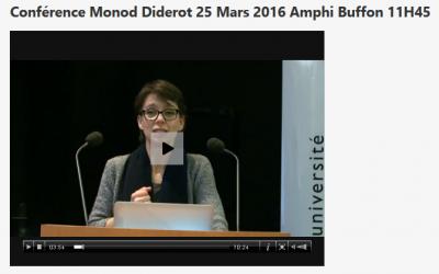 La médiation scientifique par l'expérimentation – Conférence Monod-Diderot