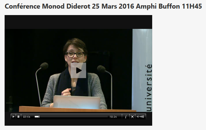 Capture streaming conf Monod-Diderot